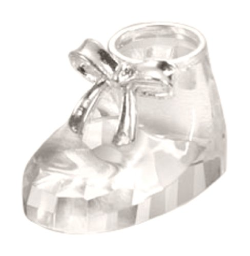Fashioncraft Choice Crystal - Baby Shoe