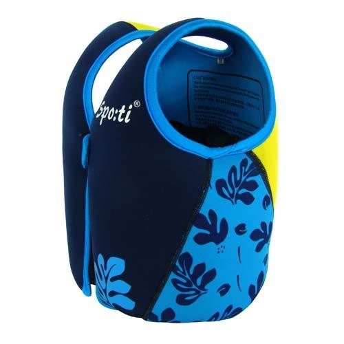 titop babyoutdoor Outdoor Swim Weste Schwimmen Schutz für Kind unter 20lbs Infant Blau Marineblau Klein