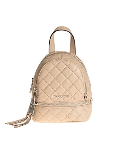 MICHAEL by Michael Kors Rhea Zip Bisque Extra Small Sac a Dos Bisque