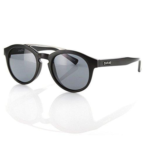 CARVE Sonnenbrille aus Australien Switchback Matt Blk polarisiert