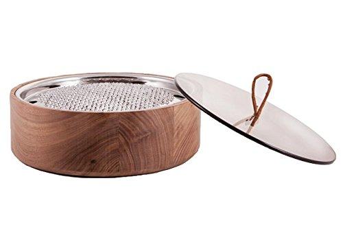 Padella da Portata Gr/äwe/® 28 cm con Inserto per Cottura a Vapore