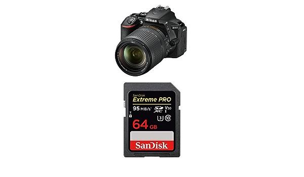Nikon D5600 Kit Af S Dx 18 140 Vr Spiegelreflexkamera Kamera