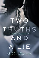 Two Truths and a Lie (PRG Investigations Book 1) (English Edition)