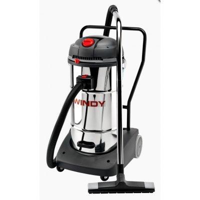 Lavor Pro - Aspirateur eau et poussières en inox 3600W (3...