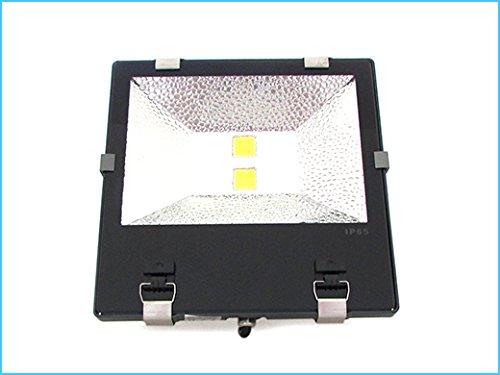 Led-heatpipe (Faro Proiettore Led Flood Light Esterno IP65 120W Con Driver Meanwell Dissipatore Heatpipe Led Cob Bridgelux)