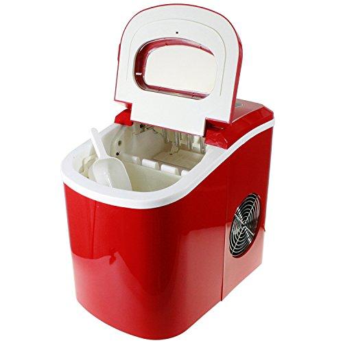 HOUSEWARE BN-3513 Máquina para hacer Hielo (12 kg/día, Compresor, De
