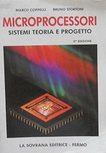 Microprocessori sistemi teorie e progetto