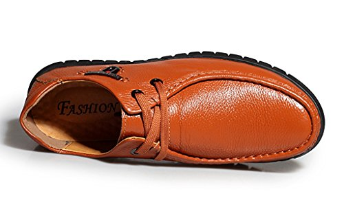 Minitoo , Chaussures à lacets homme Marrone (marrone)