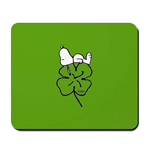 xcvnxtgndx Peanuts Woodstock Lucky - Non-Slip Rubber Mousepad, Gaming Mouse Pad