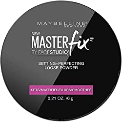 Maybelline Polvos Fijadores Translúcidos Master Fix 01 Translucent - 6 gr