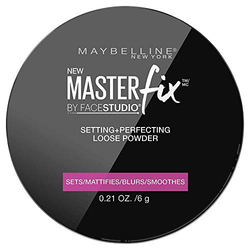 Maybelline Polvos Fijadores Translúcidos Master Fix