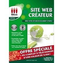 Site web créateur
