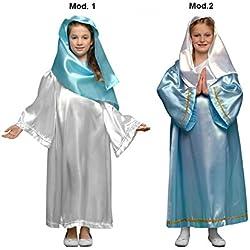 DISFRAZ VIRGEN MARIA TALLA 10-12 AÑOS