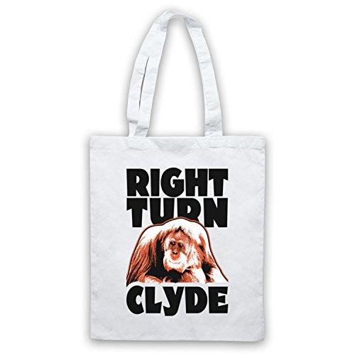 Ispirato Da Ogni Parte Ma Sciolto A Destra Clyde Clyde Mantello Non Ufficiale Bianco