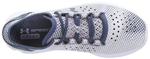Under Armour - Ua W Speedform Apollo Pixel, Sneakers da donna Grigio (Grau (CGY 038))