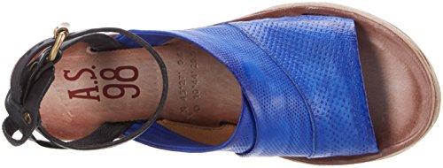 A.S.98 - Noa, Scarpe con cinturino Donna Blu