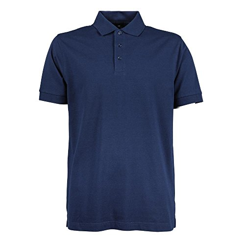 Tee Jays - Herren Stretch Deluxe Polo Indigo