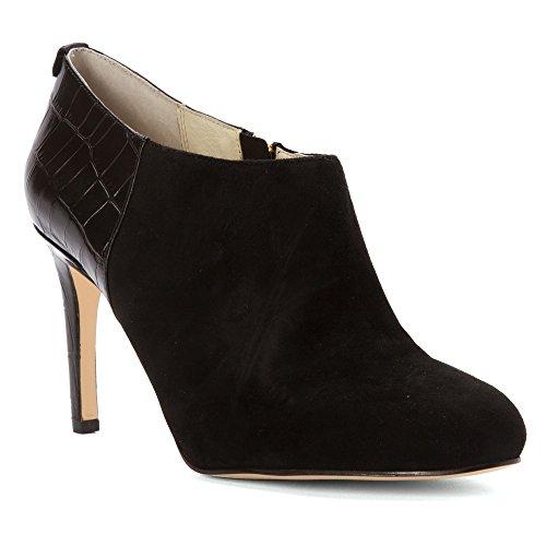 Michael Michael Kors Sammy Ankle Boot Daim Bottine Black-Suede