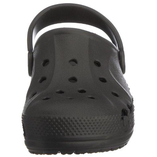 Crocs Kids Baya - Zoccoli e sabot, unisex, per bambino Nero (Black)