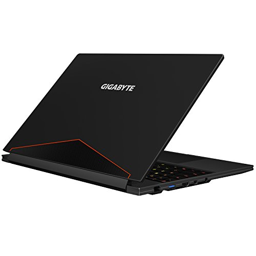 Gigabyte AERO15 DE325B 3962 cm 156 Zoll Gaming Laptop Notebook Intel heart i7 7700HQ 16GB RAM NVIDIA GeForce GTX 1060 Win 10 mehrfarbig Notebooks