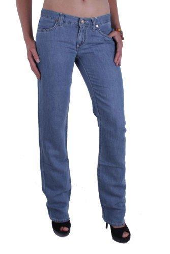 Versace, donne, jeans, pantaloni, blu (W30/L34)