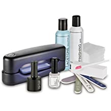 MACOM Sensation 205 Semipermanent Gel UV Nails Kit Completo per l