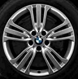 Original BMW Alufelge X5 F15 W-Speiche 447 in 19 Zoll für vorne