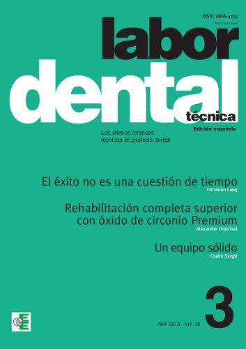 Labor Dental Técnica 3-2013 por Varios Autores