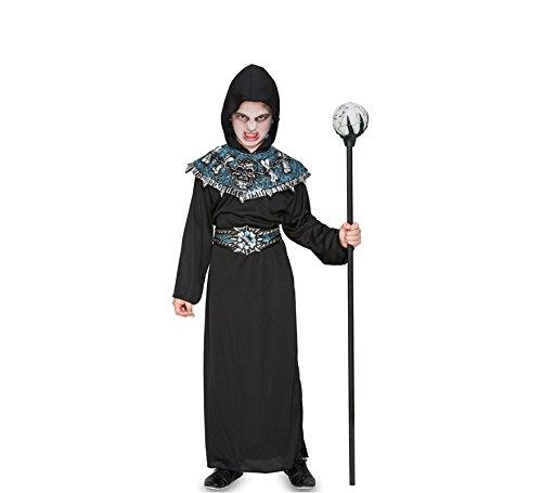 Fyasa 706461-t02Skull Toga Kostüm, Mittel
