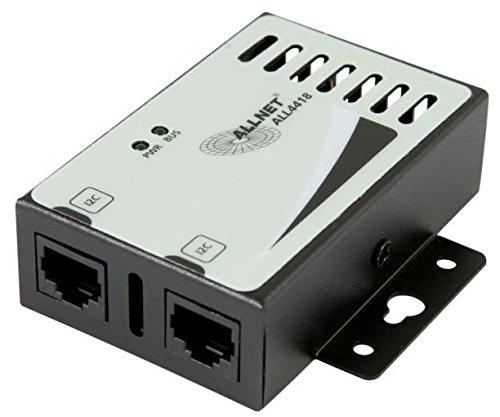 ALLNET ALL4418Temperature & Humidity Sensor Freestanding Wired-Temperature & Humidity Sensors (50mm, 79mm, 24mm, 230g,-20-60°C, 5-95%) -