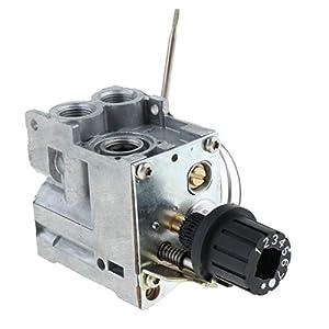 B Blesiya Válvula de Control Termostático Botón de Gas Agua Herramientas Manuales Eléctrica Parte Trabajo – 2