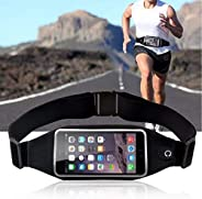 CEUTA® Mobile Belt Pouch for Running Waist | Waterproof, Reflective, Durable, Armband for Phone,Designed for C