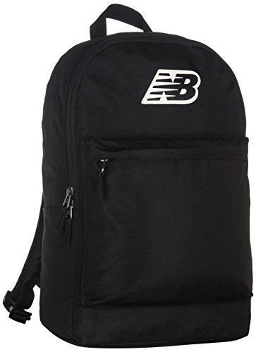 New Balance P-Classic Backpack Bolsa, Unisex, Negro, Talla Única