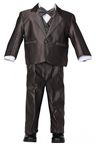 baby-boy-suit-christening-wedding-suit-outfit-brown-satin