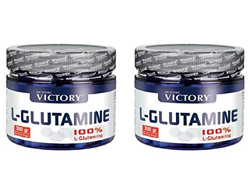 VICTORY PACK DUO L-Glutamina (2x300 g)