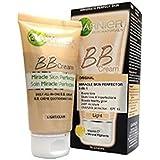 Garnier SkinActive BB Cream Classic SPF 15 with Mineral Pigments & Vitamin C - Light Shade, 50ML