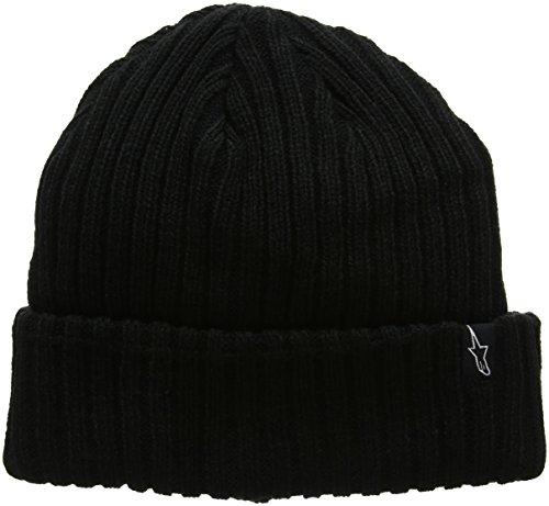 Alpinestars Herren Beanie Receiving Hat Black