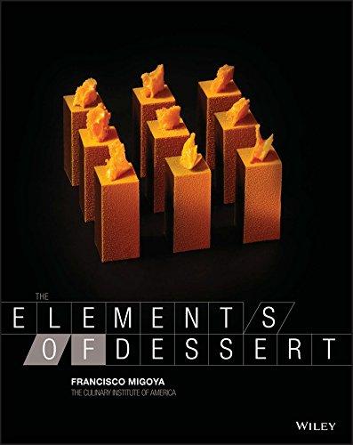 The Elements of Dessert por Francisco J. Migoya