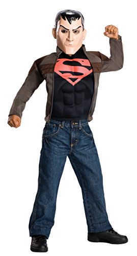 Young Justice Kostüm - Super-Junge-Kostüm für Jungen Kit Young Justice