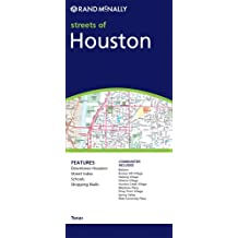 Houston (Rand McNally Folded Map: Cities)