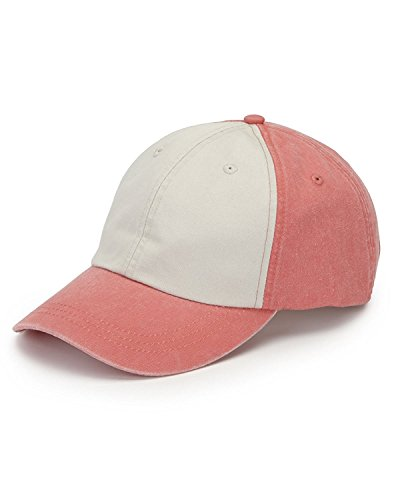 Spinnaker Cap CORAL/ IVORY OS