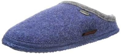 Giesswein P Dannheim 32/10/42084 Unisex-Erwachsene Pantoffeln, Blau (jeans / 527), 32