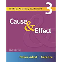 Cause and Effect: Concepts and Comments