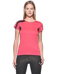 New Balance - Camiseta de running para mujer