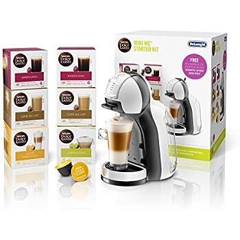 ab7b8db80 NESCAFÉ Dolce Gusto Mini Me Coffee Machine Starter Kit by De Longhi ...