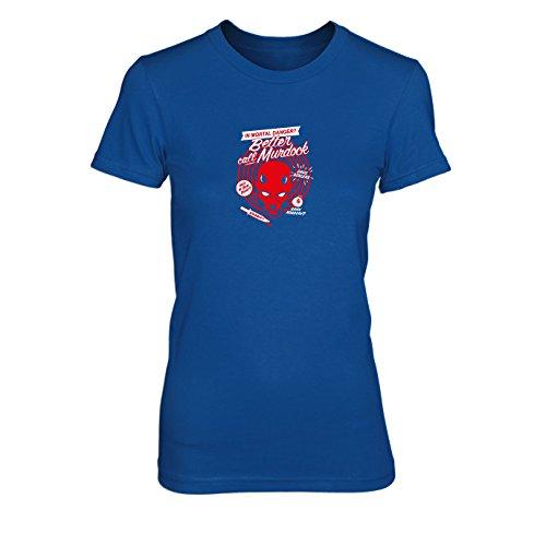 Better Call Murdock - Damen T-Shirt, Größe: L, Farbe: - Elektra Kostüm Frauen