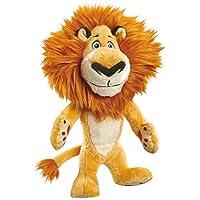 Schmidt Spiele DreamWorks 42706 Madagascar Alex Plush Toy Lion 25 cm Multi-Coloured