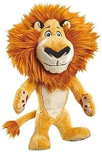 Schmidt Spiele 42706 DreamWorks Madagascar Alex - Peluche de león (25 cm)