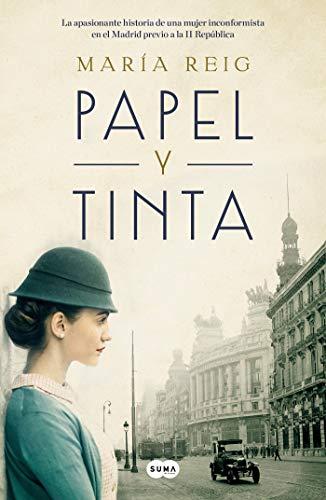 PAPEL Y TINTA - María Reig