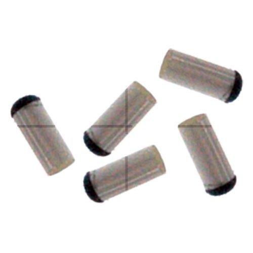 ClubKing - Juego de 10 capuchones para tacos de billar, 11 mm